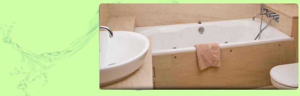 Kitchen & Bathroom Plumbing Service