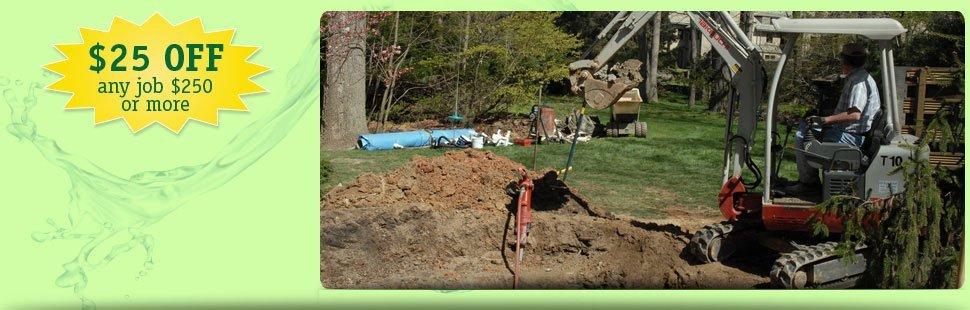 Plumbing Services | Clinton, MD | B Mccall Plumbing | (301)868-7080