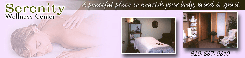 massage therapy - Appleton, WI - Serenity Wellness Center