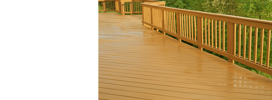 Nice deck installed