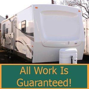 Camper Repair - Norfolk, VA - Johnson's RV Service Center - RV Services - All Work Is Guaranteed!