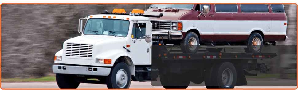 Towing services for light truck
