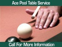 Billiard Equipment - Aurora, IL - Ace Pool Table Service