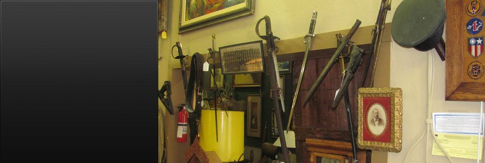 Antique Knives and Swords