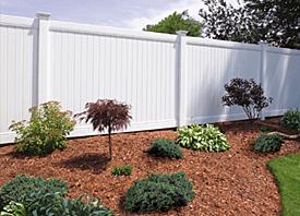 Fence Madison, WI Struck & Irwin Fence Inc Baron-Lexington-White