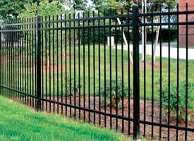 Fence Madison, WI Struck & Irwin Fence Inc Lexington - 3 Rail Genesis