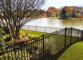 Fencing - Madison, WI - Struck & Irwin Fence Inc - rail