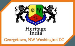 Heritage India - Logo