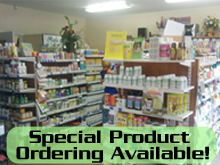 Vitamins - Jackson, TN - Maple Leaf Natural Health Store - Special Product Available!