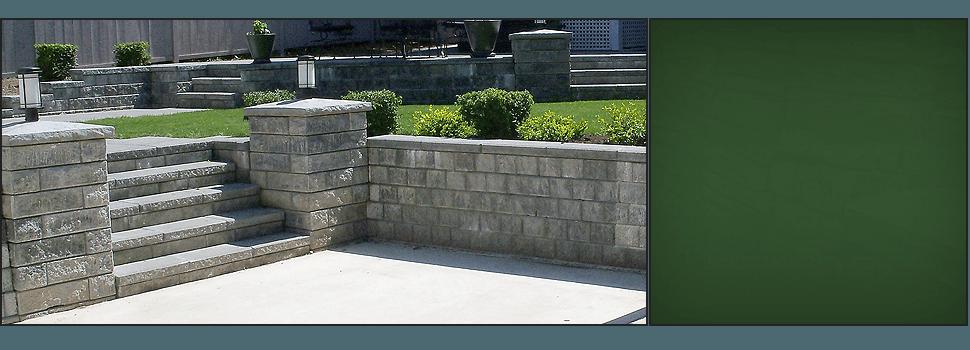 Stairways | University Place, WA | Superior Rock Wall | 253-565-6208