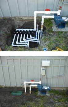Landscape Lighting - Boca Raton, FL - Hawkwe Irrigation Inc..