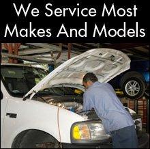 Auto Repair Services - Corinth, MS - Corinth Exhaust Center
