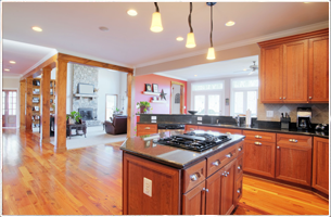Kitchen renovations | Bloomfield, NJ | Richard Probst General Contractor | 973-743-7434