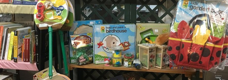 Children's Gifts and Garden Accessories