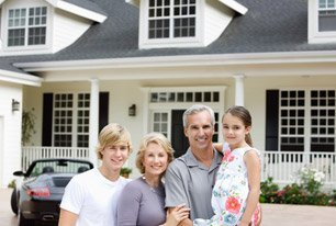 Family house property