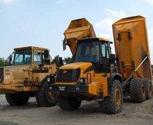 dump trucks - Pratt, KS - Pratt Oilfield Service Inc.
