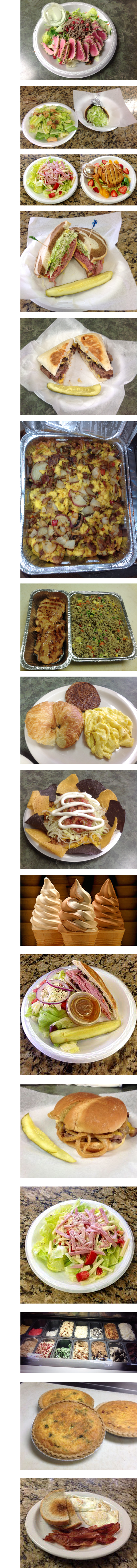 Lunch Menu | Sarasota, FL | Southside Deli | 941-330-9302