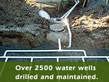 Drill - Millstadt, IL - D & S Drilling - Over 2500 water wells drilled and maintained.