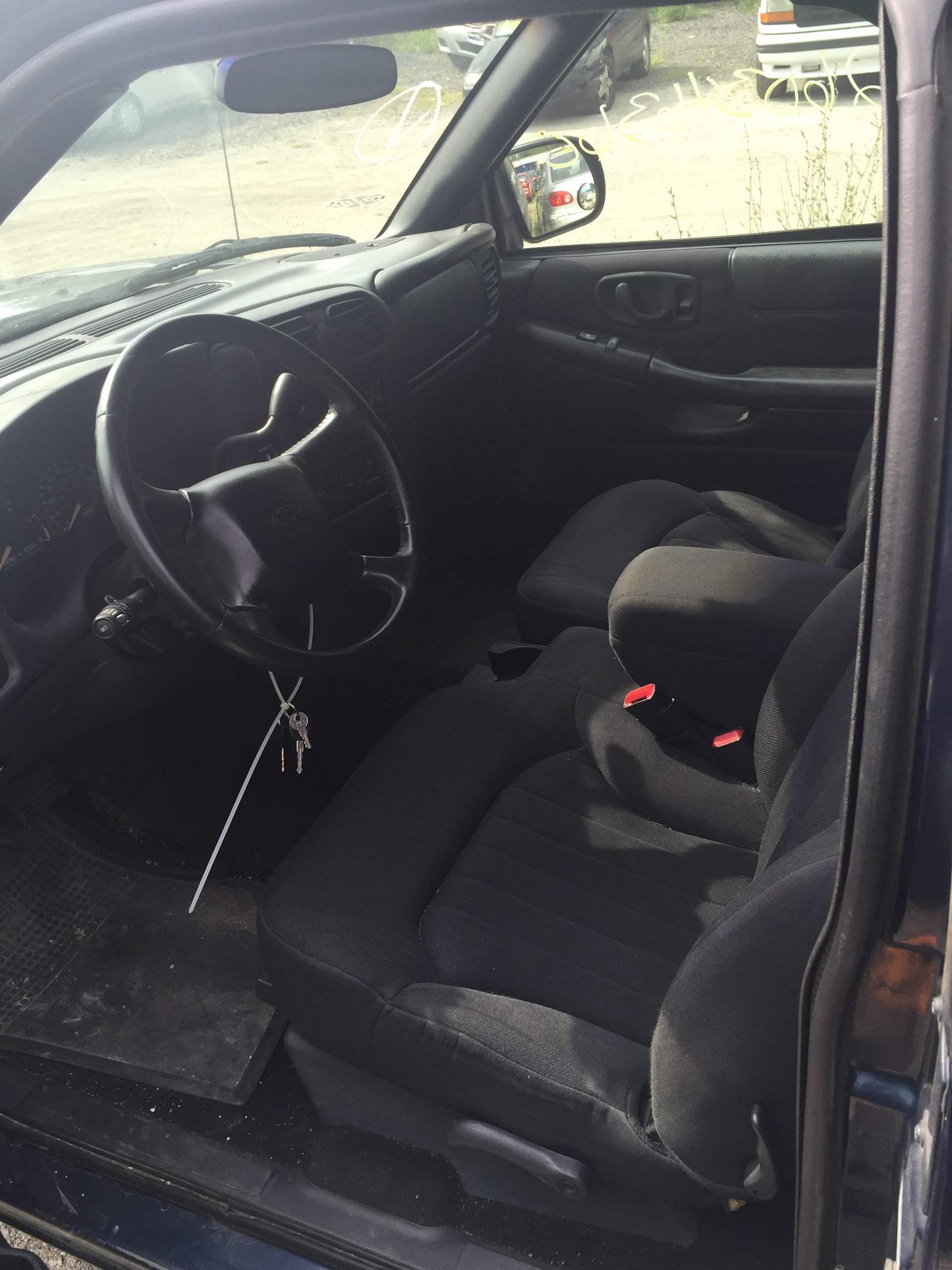 Crashed Car Steering