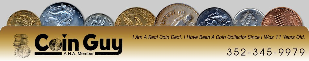 Coin Dealer Spring Hill, FL - Coin Guy