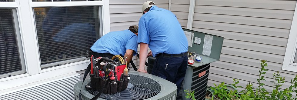 Heating and air-conditioning services