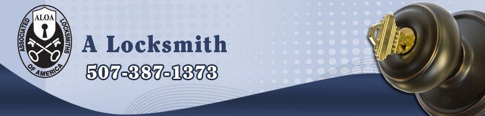 Locksmith Mankato, MN - A Locksmith 507-387-1373