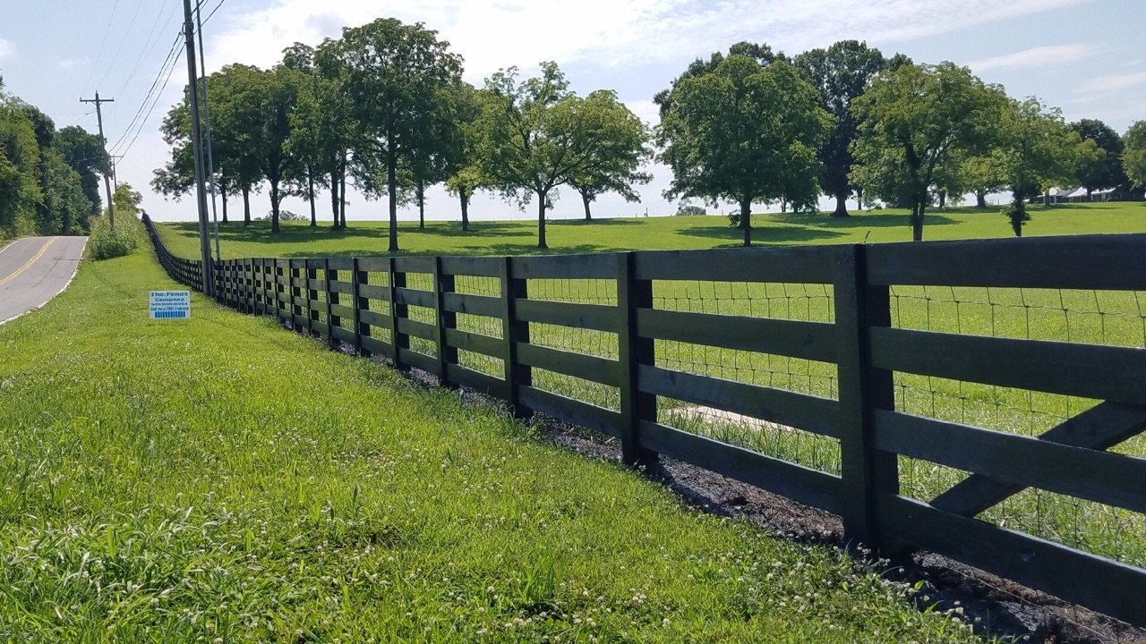 The Fence Company Llc Gallery Columbia Tn