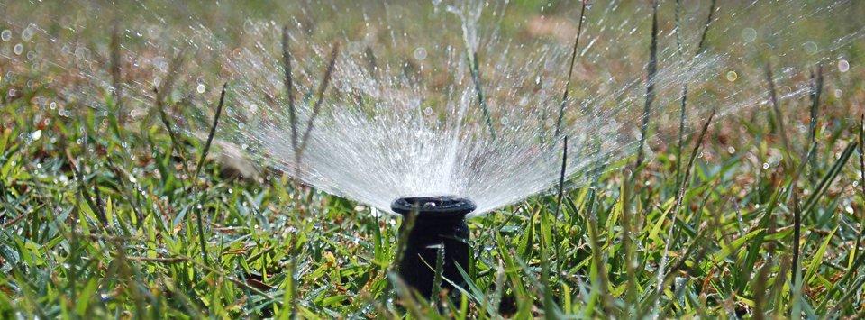 Irrigation spring start up