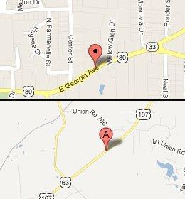 Dual State Fire Protection, LLC 829 E Georgia Ave Ruston, LA 71270