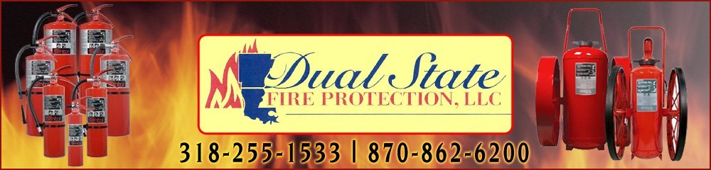 Fire Protection Services - Ruston, LA - Dual State Fire Protection, LLC