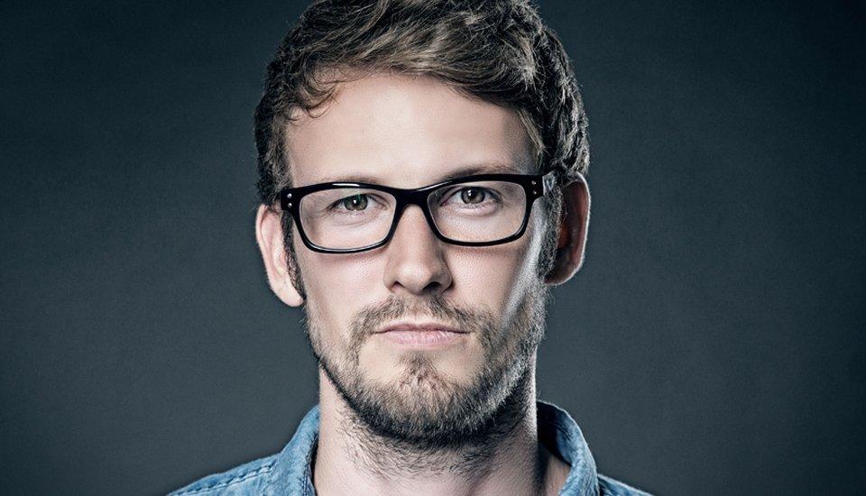 Man with specs