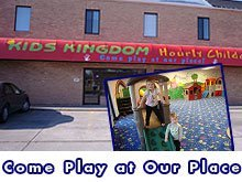 Play - Fargo, ND - Kids Kingdom Drop-In Childcare - Come bring your kids!
