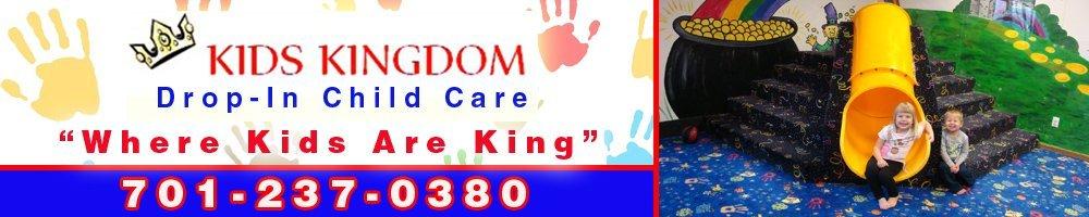 Kids Kingdom Drop-In Childcare