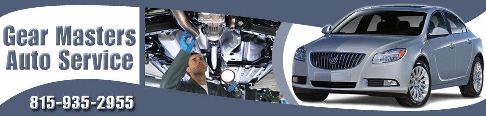 Auto Repairs - Kankakee, IL  - Gear Masters Auto Service