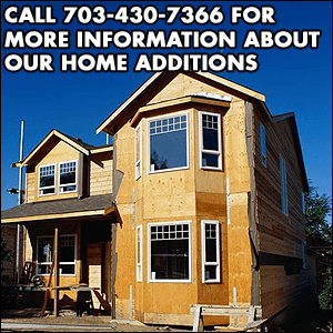 home addition - Sterling, VA - SBS Siding - house addition