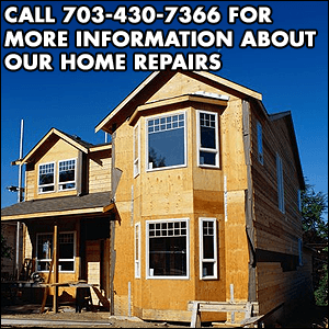 home repairs - Sterling, VA - SBS Siding - house repair