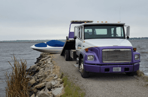 Expert Automotive Services truck