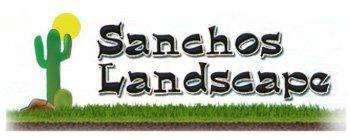 Sanchos Landscape - logo
