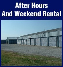 Storage Units - Litchfield, IL - Litchfield Mini-Storage