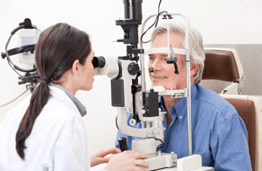 Cataract exams