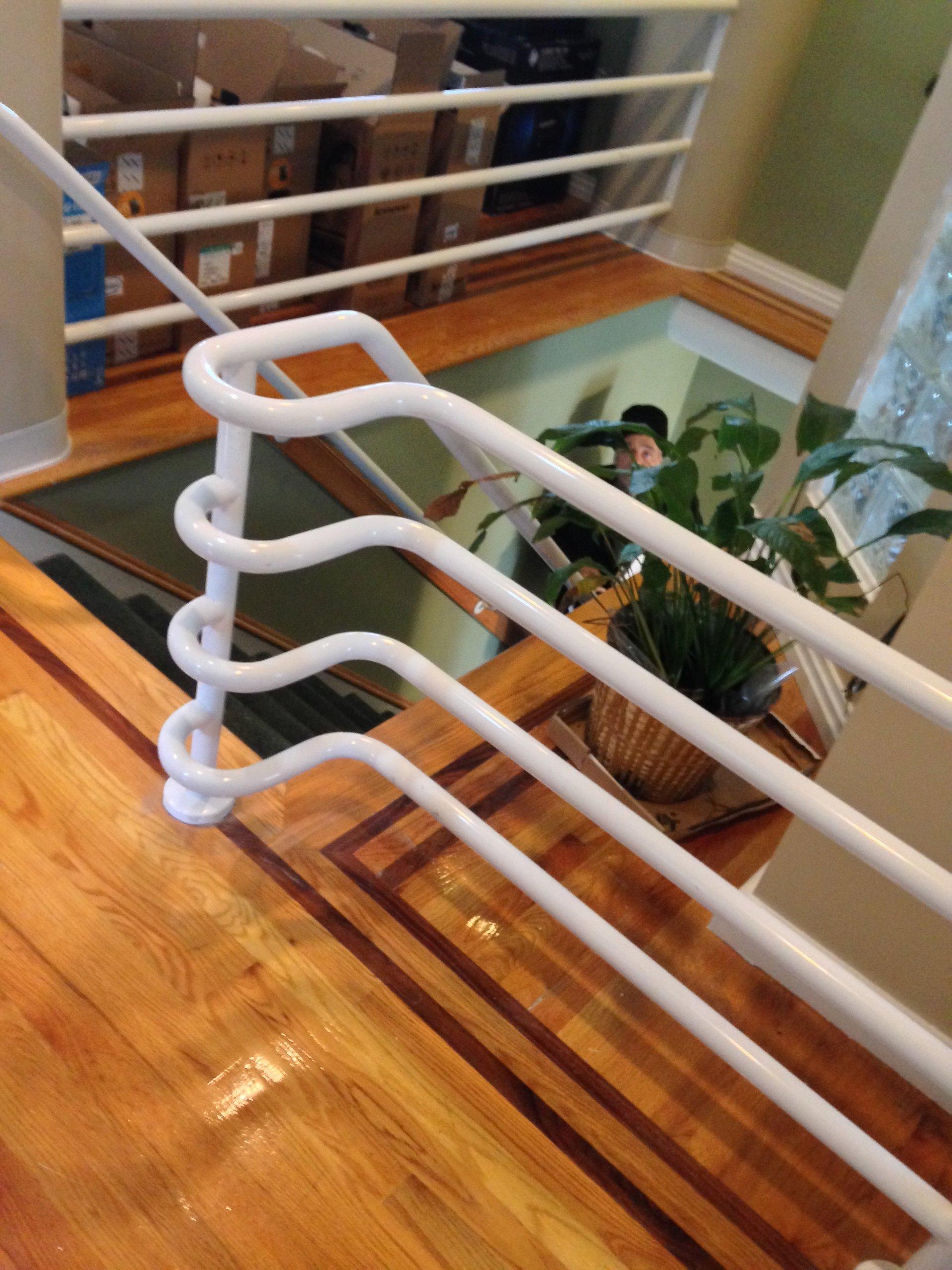 Railing pipe