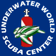 Underwater World Scuba Center - logo