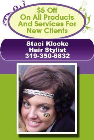 Hair Styling - Cedar Rapids, IA - Blush Salon & Spa