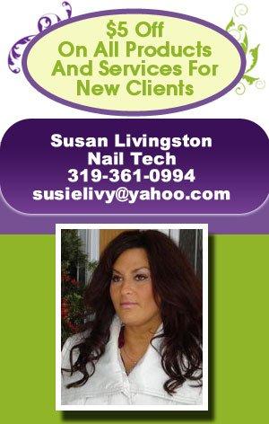 Nail and Skin Care - Cedar Rapids, IA - Blush Salon & Spa
