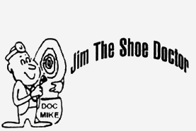 Jim The Shoe Doctor - Logo