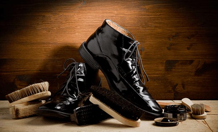 Shoe repair services