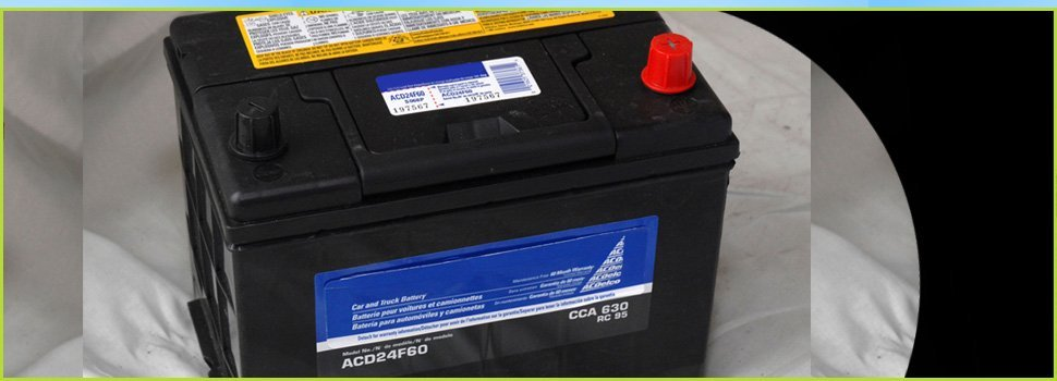 Battery for cars and trucks