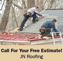 Roofing Contractors - Comfort, TX - JN Roofing
