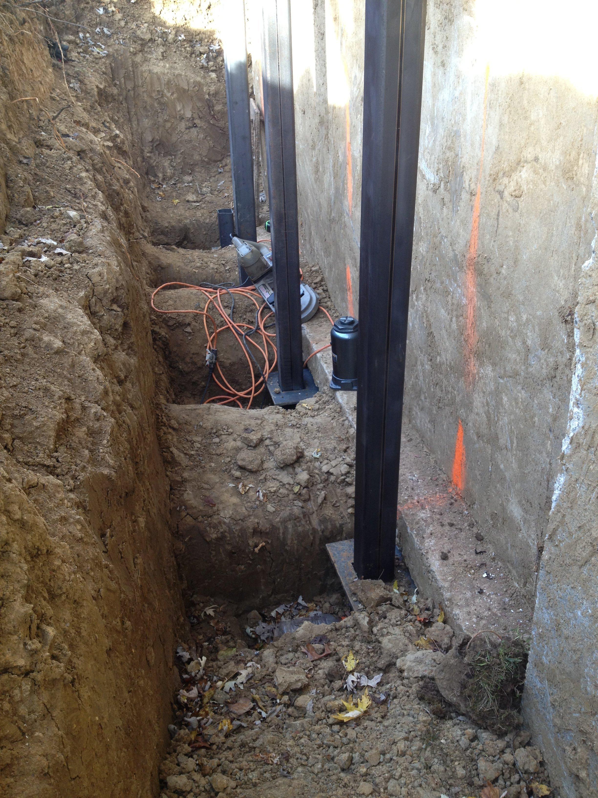 Excavating & Basement Repair