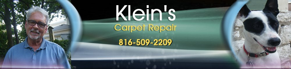 Carpet Repair - Independence, MO - Klein's Carpet Repair